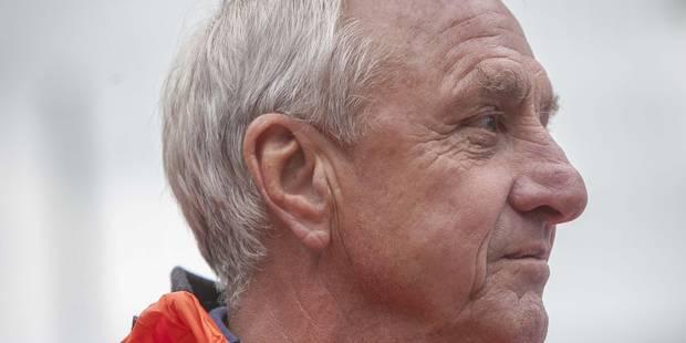 """Johan Cruyff salue le travail """"exceptionnel"""" de ses médecins - La DH"""