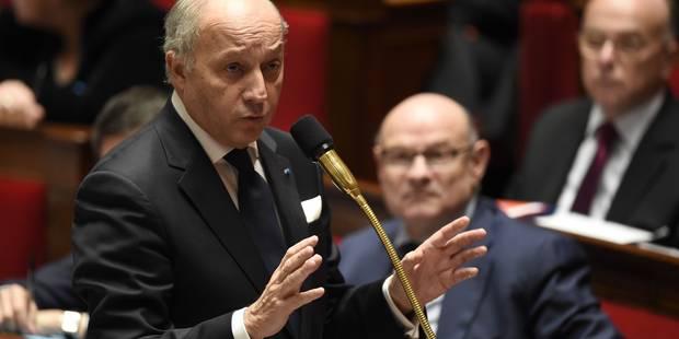 Laurent Fabius espionné par le renseignement allemand - La DH