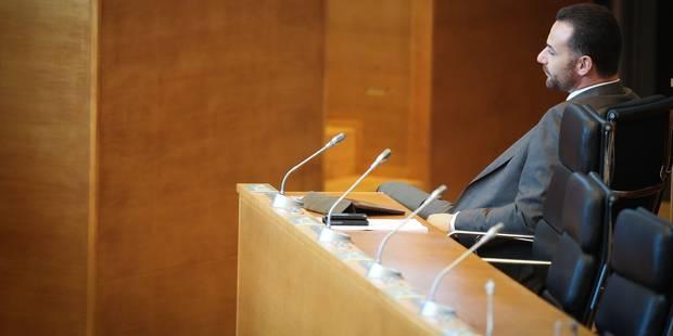 Jean-Charles Luperto sera entendu le 23 novembre par la commission des poursuites du Parlement wallon - La DH