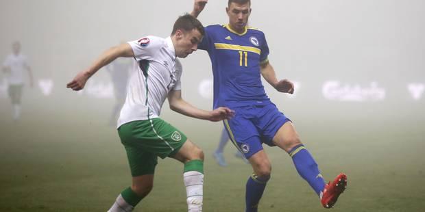 Barrages Euro 2016: la Bosnie tenue en échec par l'Eire (1-1) - La DH
