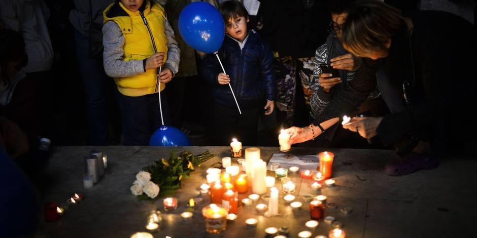 Attentats de Paris: une troisième victime belge