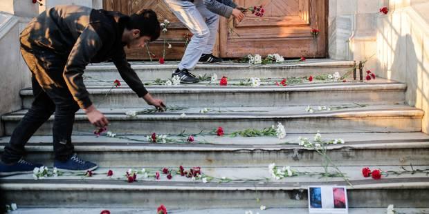 """Ankara dit avoir déjoué un """"attentat majeur"""" à Istanbul le jour des attaques de Paris - La DH"""
