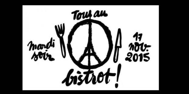 "Paris : ""Tous au bistrot"" mardi soir - La DH"