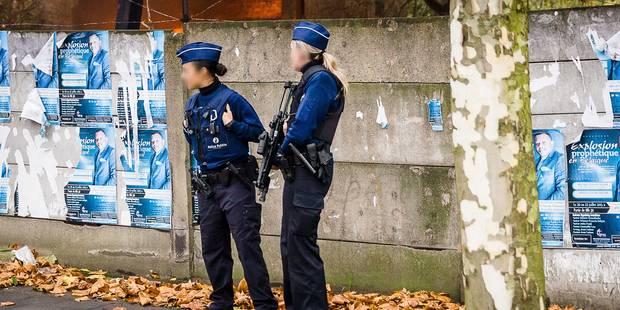 Les auxiliaires de police ne pourront plus être seuls à Molenbeek - La DH