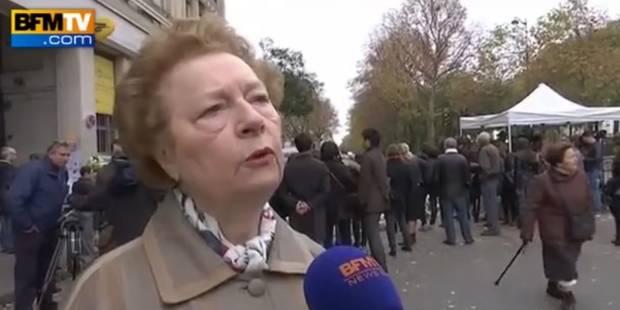 Danielle, la chic mamie parisienne qui réconforte la toile - La DH