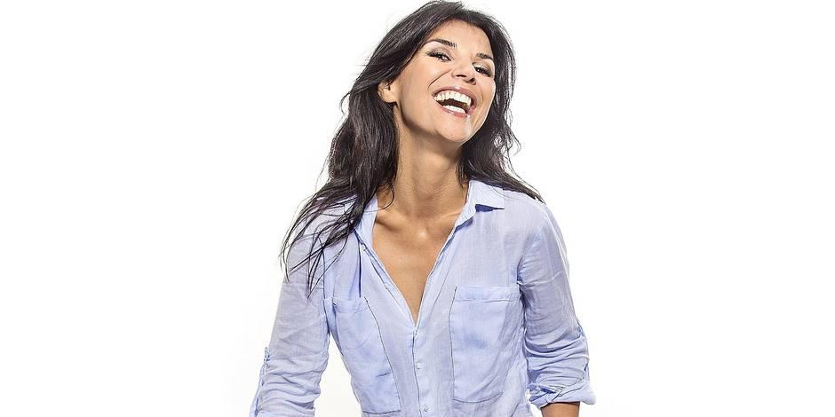 Explosion de rire avec Maria del Rio - La DH