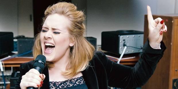 """Le dernier Adele sur la voie de """"21"""" - La DH"""