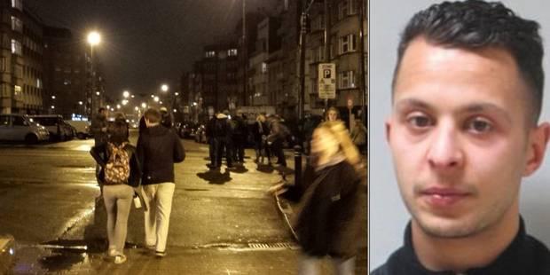 Bruxelles en état d'alerte: Salah Abdeslam aurait été aperçu jeudi soir à Anderlecht, l'ULB évacuée - La DH