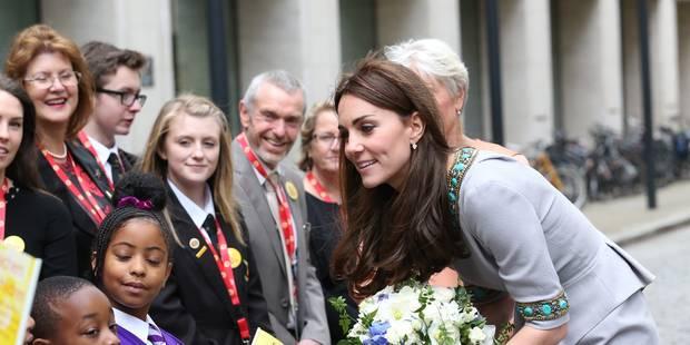 Kate Middleton s'exprime dans un rare discours public - La DH
