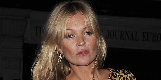 Kate Moss s'aime nue (PHOTOS) - La DH