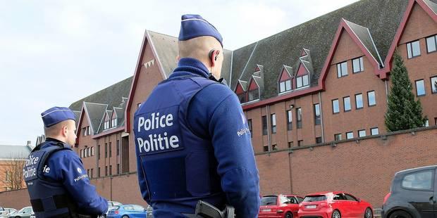 Les sites surveillés par la police ont changé à Bruxelles - La DH