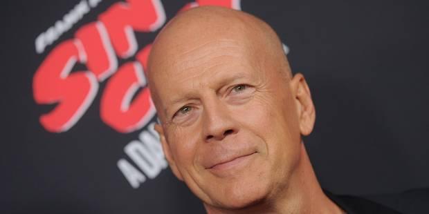 """Christophe Beaugrand dézingue Bruce Willis: """"vraiment pas sympa"""" - La DH"""