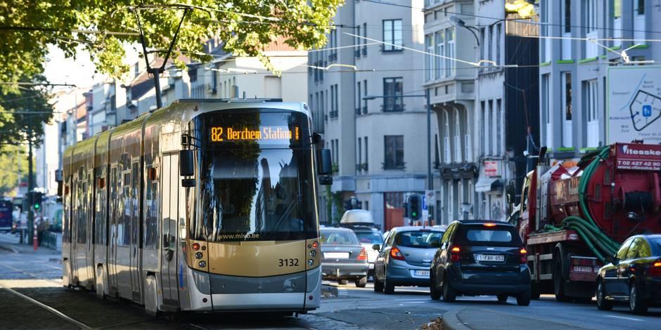 Menace terroriste à Bruxelles : la Stib lourdement impactée jusque dimanche 15h30