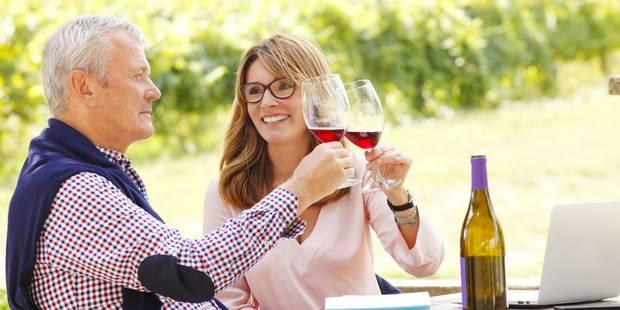 Alcool: les + de 55 ans ont la main lourde - La DH