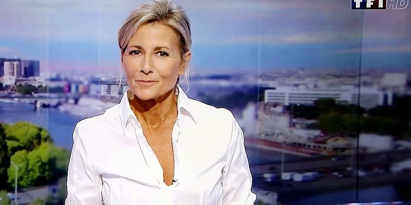 Dernier JT de Claire Chazal sur TF1