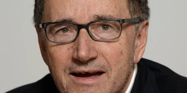 Christian Dauriac, L'ex-rédacteur chef de la RTBF, sur le plateau de... RTL - La DH
