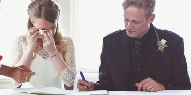Voici la liste de tout ce qui fait pleurer sa femme - La DH
