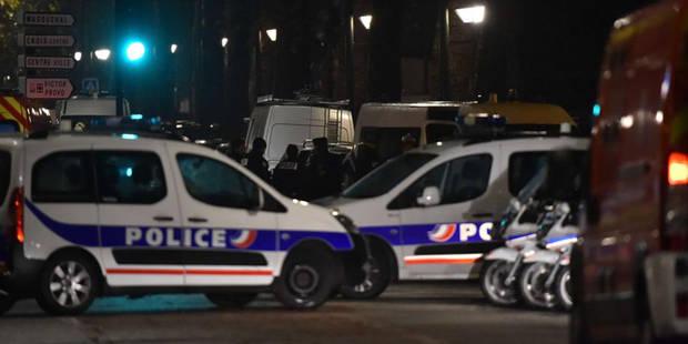 Fin de la prise d'otages à Roubaix : les otages en sécurité, un assaillant tué (PHOTOS) - La DH
