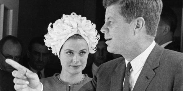 Les lettres d'amour de JFK à sa maîtresse suédoise dévoilées - La DH