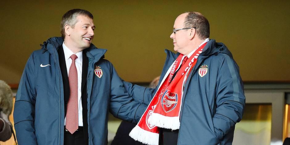 Willy De Bruyn: Belge, administrateur de l'AS Monaco et? ancien joueur du RSCA - La DH