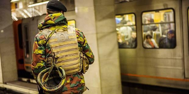 Le métro à moitié ouvert jusque vendredi - La DH