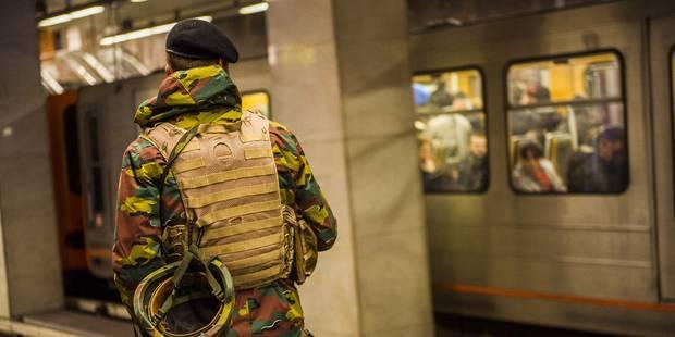 Alerte de niveau 3 à Bruxelles: Les métros rouverts totalement dès vendredi matin - La DH