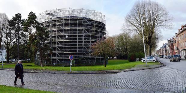 La tour Henri VIII, un micmac à l'anglaise - La DH