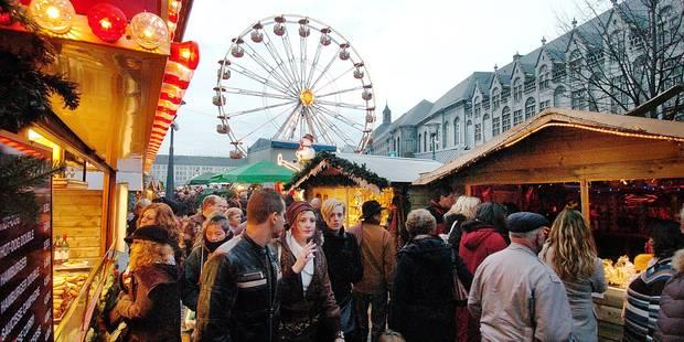 Le Village de Noël est ouvert - La DH