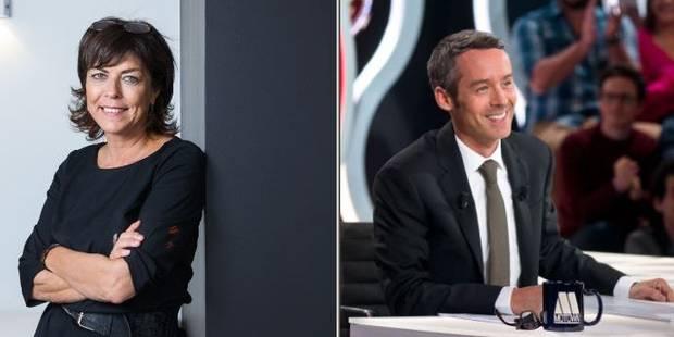 """Quand """"Le petit journal"""" se paye la tête de Joëlle Milquet (VIDEO) - La DH"""