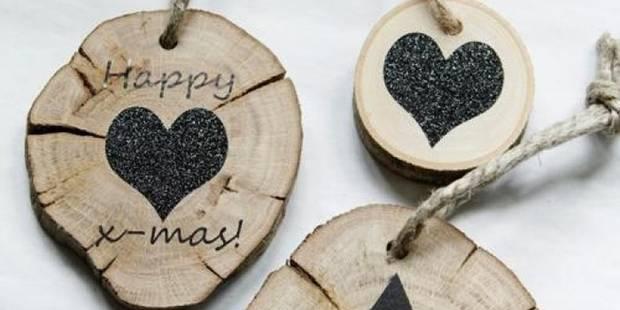 5 décos pour le sapin de Noël à faire soi-même - La DH