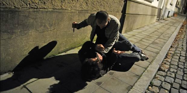 Une mamie agressée au couteau à Tournai - La DH