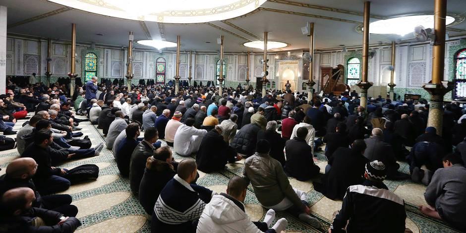 La grande mosquée de Bruxelles dans le collimateur - La DH