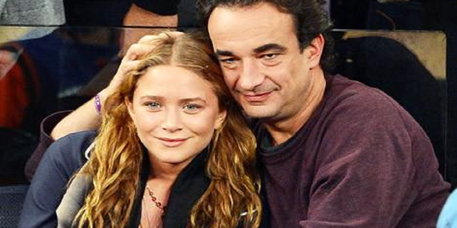 Marie-Kate Olsen et Olivier Sarkozy officiellement mariés!