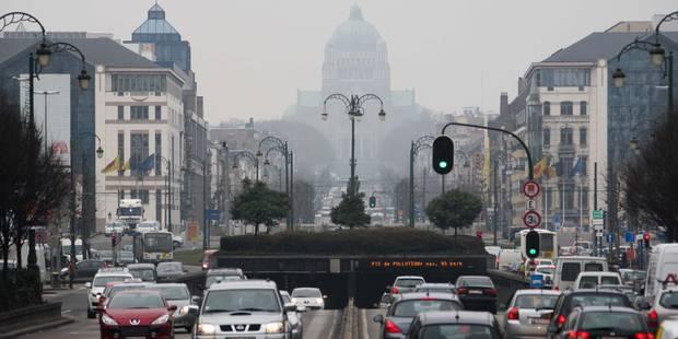 Plus de 11.000 décès en Belgique dus à la pollution de l'air - La DH