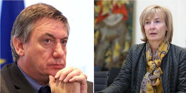 """Schepmans répond à Jambon: """"Des fonctionnaires à Molenbeek? Pour faire quoi?"""" - La DH"""
