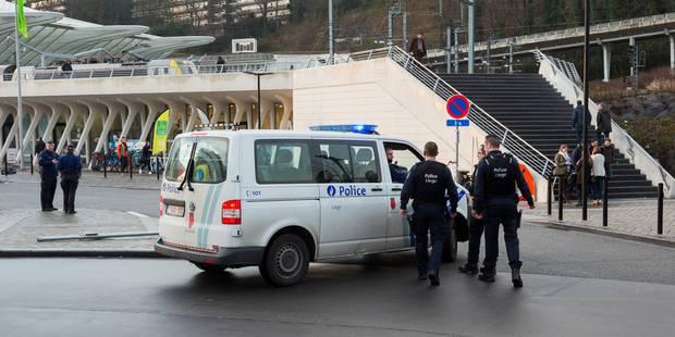"""""""Je vais commettre un attentat!"""": Elodie (32 ans) crée la panique à Liège - La DH"""