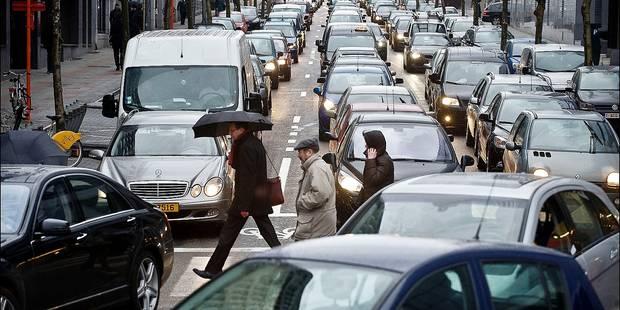 La réforme du permis de conduire en région bruxelloise se dessine - La DH