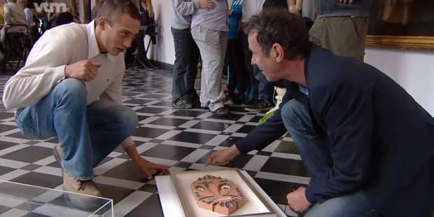 Son souvenir de vacances est, en réalité, un Picasso à 10.000€ - La DH