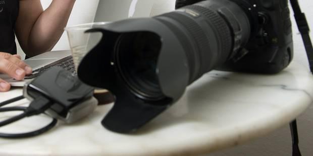"""Un photographe """"pervers"""" condamné pour attentat à la pudeur - La DH"""