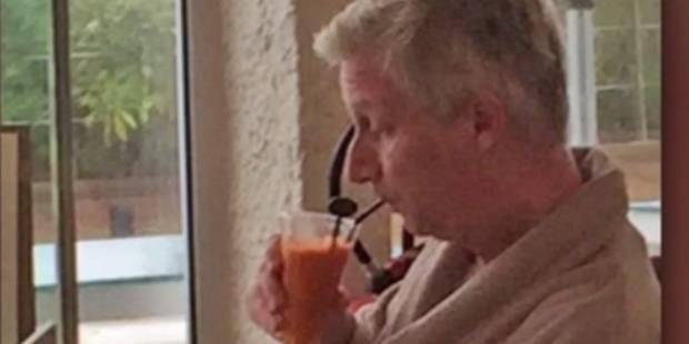 Polémique du couple royal en thalasso: le Belgium bashing continue - La DH