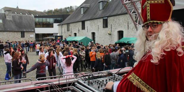 Namur: Saint-Nicolas sans cortège mais une belle fête sécurisée (PHOTOS + VIDEO) - La DH
