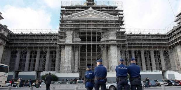 Incident au palais de justice de Bruxelles: un agent de sécurité récusé pour cause de barbe - La DH