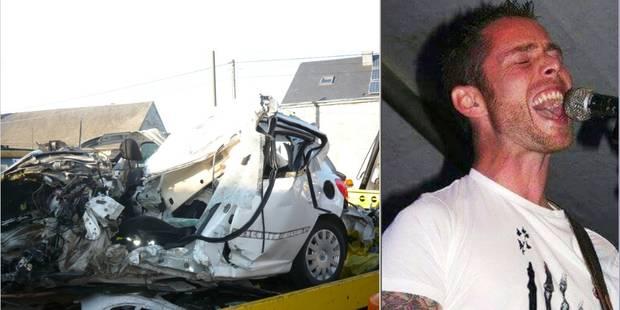 Frédéric Bouquette, Libramontois de 36 ans, se tue sur l'E411 - La DH