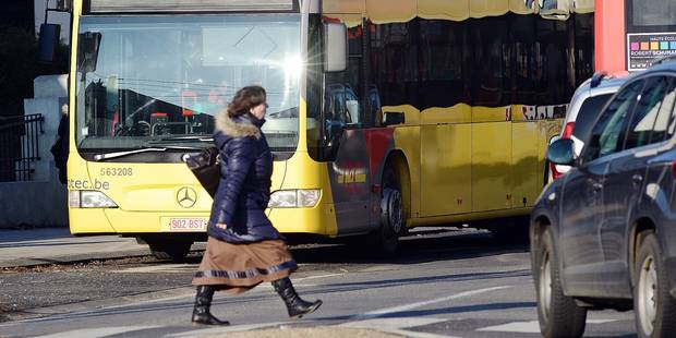 TEC Charleroi: un nouveau chauffeur chaque semaine - La DH