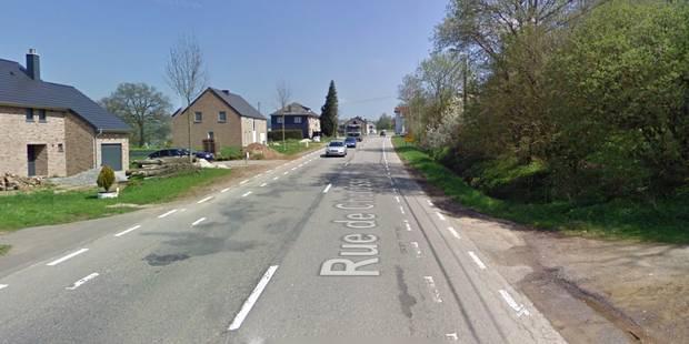 Une septuagénaire mortellement fauchée par une voiture à Stavelot - La DH