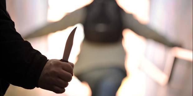Liège: un forcené menace les passants avec un couteau - La DH