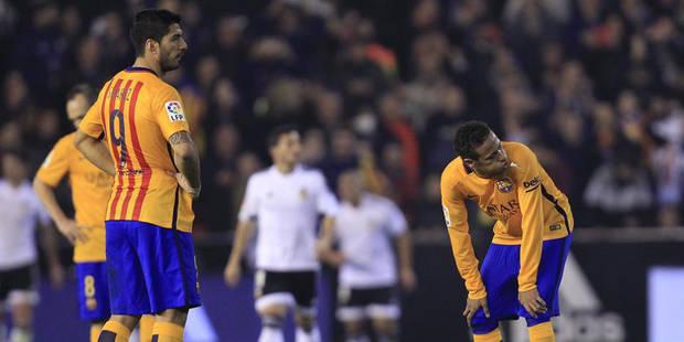 Liga: Valence freine le Barça, rachat pour le Real et Benzema - La DH