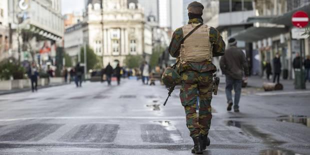 Combien de terroristes sont traqués par la Belgique? - La DH