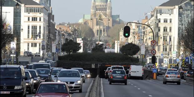 Tunnel Léopold II: Le MR demande une planification de la rénovation qui devient urgente - La DH