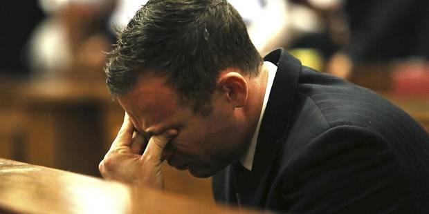 Pistorius demandera mardi sa remise en liberté sous caution - La DH